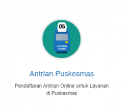 Pendaftaran Online Puskesmas Danurejan I Melalui Website